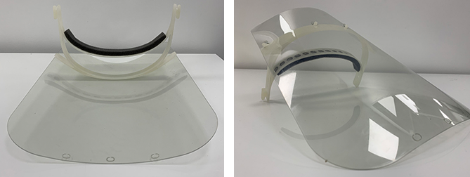 Ricoh 3D provides face shield solution for nurses in battle to tackle COVID-19