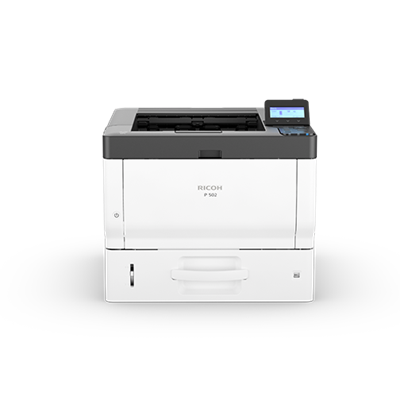 P 502 - Printer - Front View