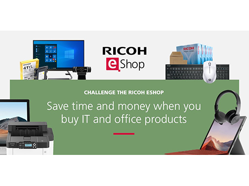 Challenge The Ricoh eShop