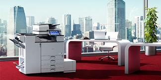 Office printers and fax alt text