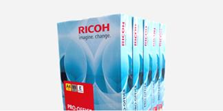 Ricoh Pro-Office Economy - plain paper - 500 sheet(s) - A3 - 80 g/m² (pack of 5)