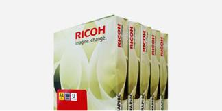 Ricoh Pro-Graphic - paper - 250 sheet(s) - A4 - 160 g/m² (pack of 5)